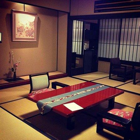 Kanazawa Chaya : Our room in the ryokan