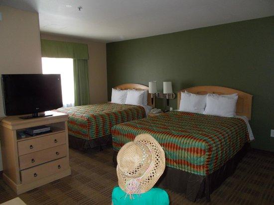 Extended Stay America - Orlando - Lake Buena Vista : sleeping area