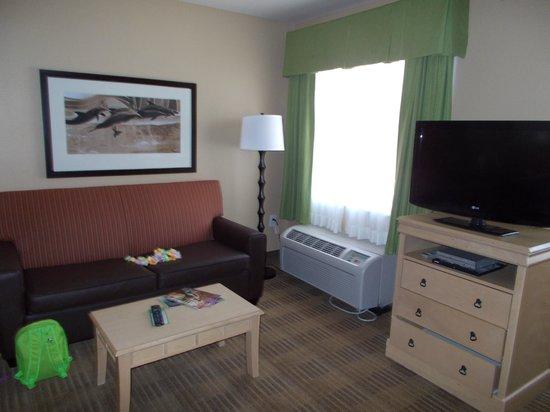 Extended Stay America - Orlando - Lake Buena Vista : living area