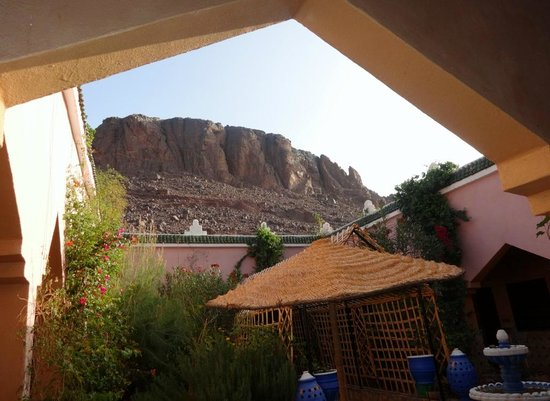 Desert Majesty: last hotel before heading back to Marrakesh