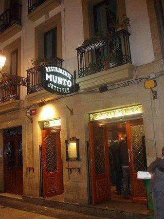 Bar Restaurante Munto : Una buena opción gastronomica
