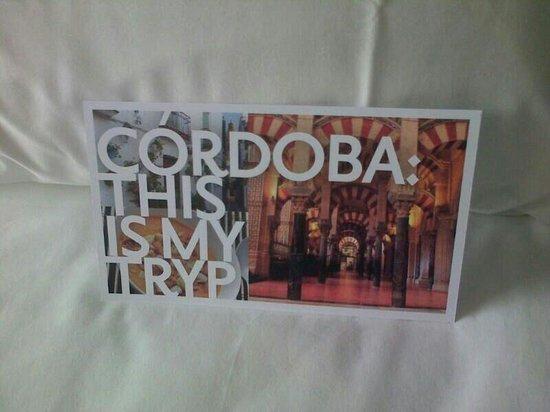 Tryp Cordoba: Los detalles cuentan