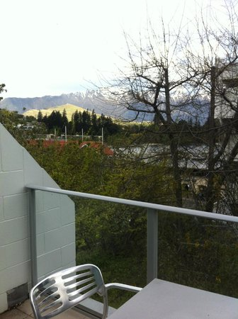 Crowne Plaza Queenstown : View from room