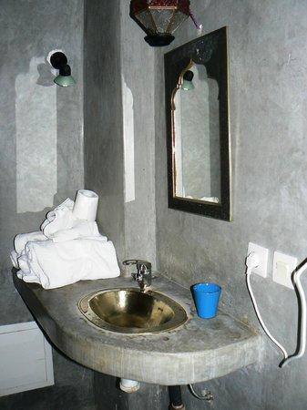 Riad Hadika Maria : salle de bains