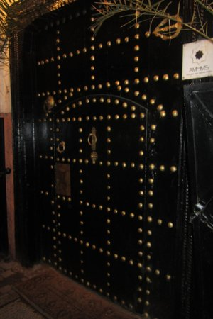 RIAD TERRA BAHIA : Porta d'entrata