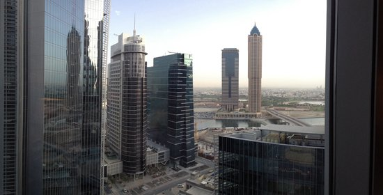 The Oberoi, Dubai: The view from the room