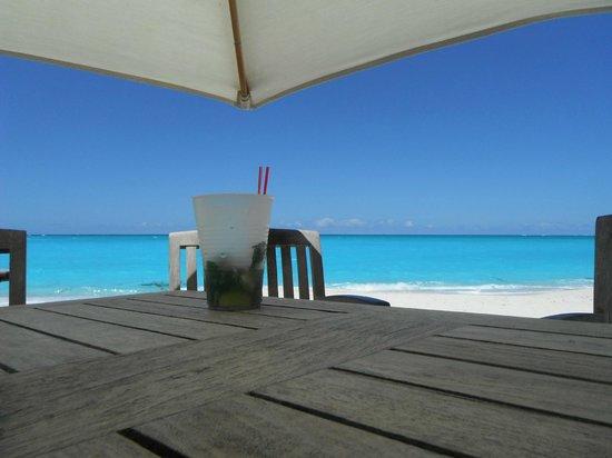 Club Med Columbus Isle : Parasol