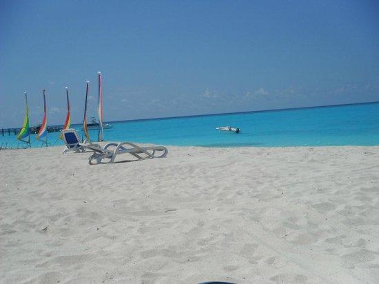 Club Med Columbus Isle: Plage