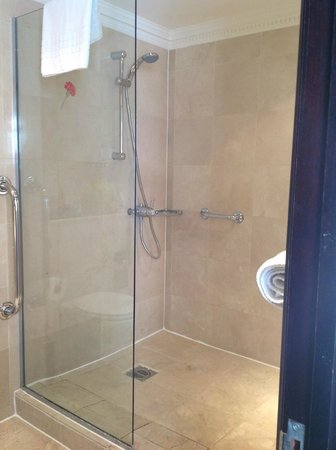 The Chesterfield Mayfair: Shower room