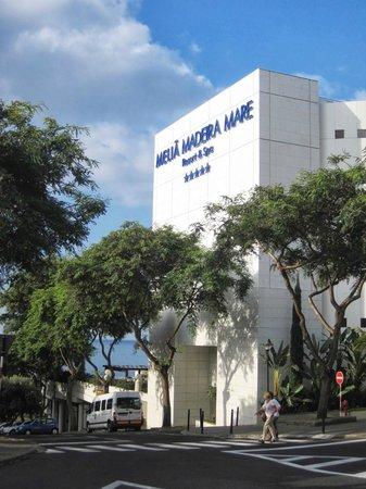 Melia Madeira Mare Resort & Spa : Hotel