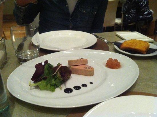 Vite Ristorante : Foie Gras
