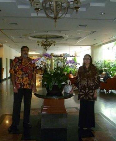 Novotel Yogyakarta: Lobby