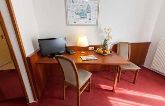 Novum Hotel Hagemann Hamburg Hafen: Doppelzimmer