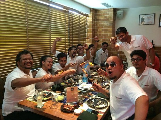 Barbeque Nation: We Want More