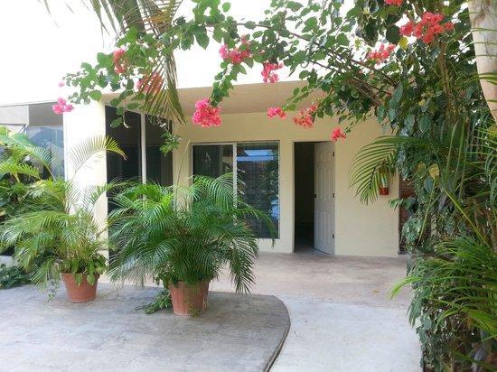 Hostel el Meson de Tulum: Notre chambre