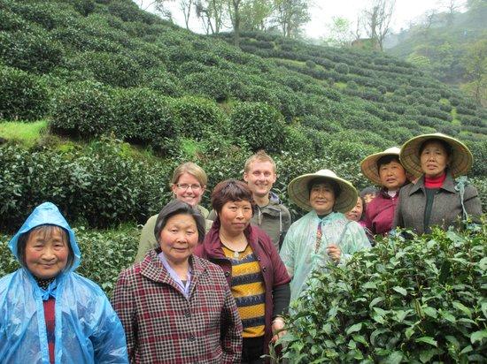 China Private Tours-Day Tour : Tea Ladies