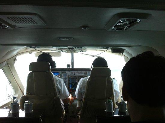 Soneva Kiri: inside the private Cessna