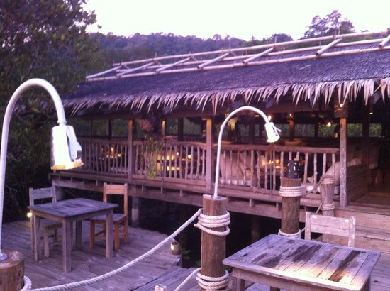 Soneva Kiri: the lovely and delicious Benz restaurant