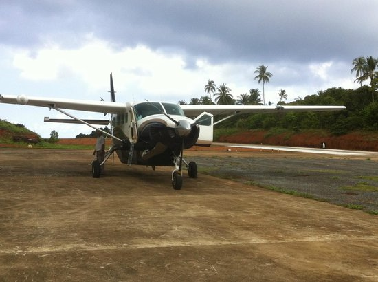 Soneva Kiri: Private Cessna is back for in style transfers from and to Bangkok