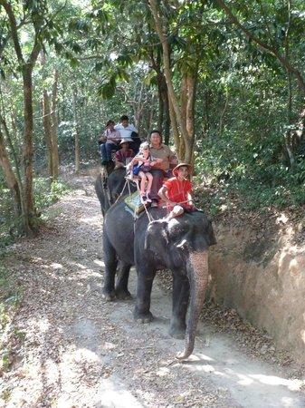 Siam Safari: Our ride!