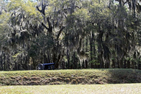 Fort McAllister State Park: What a wonderful way to spend an hour.