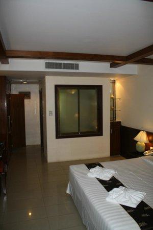 Coconut Village Resort : номер deluxe