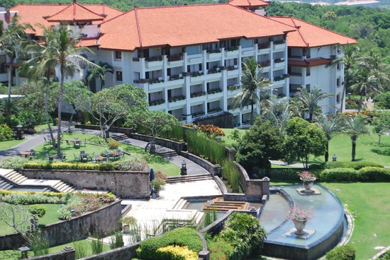 Hilton Bali Resort : views from the tower