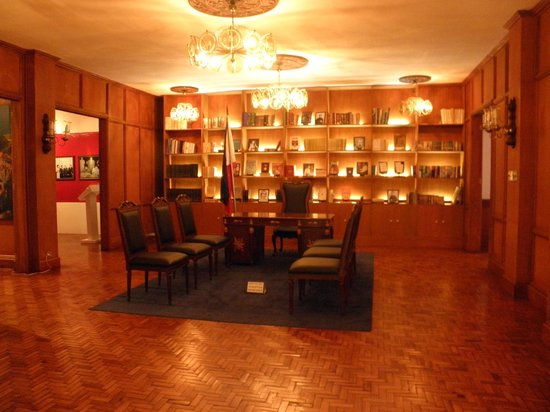 Malacanang Of The North: Executive office