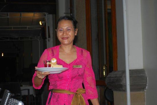 Hilton Bali Resort : friendly staff