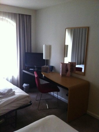 Novotel Birmingham Centre: Bedroom again