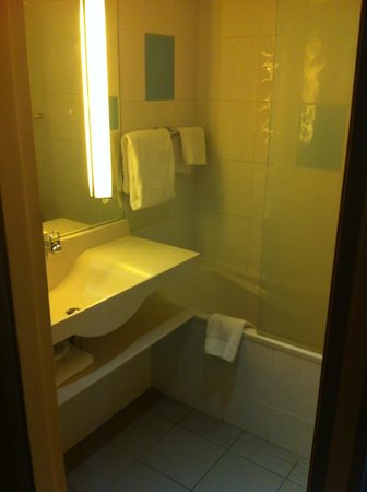 Novotel Birmingham Centre: Bathroom