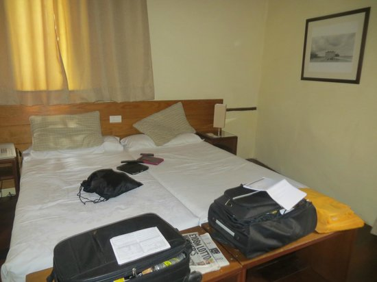 Hotel La Quinta Roja: the mess is ours but the style is all theirs