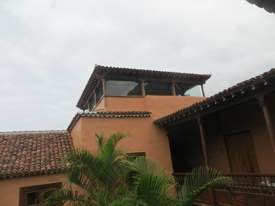 Hotel La Quinta Roja: seek out this roof room for a nice view