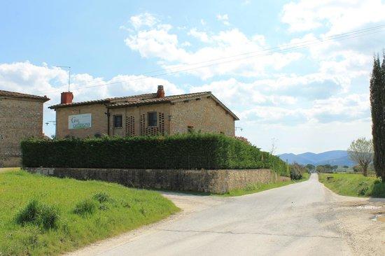 Casa di campagna foto di casa di campagna in toscana for Casa di campagna toscana