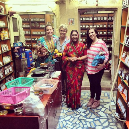 Spice Paradise: Such a lovely afternoon with Rekha