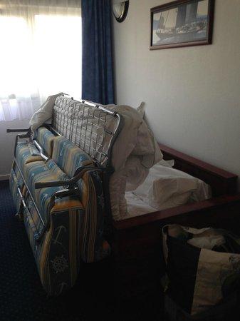 Appart'City Lyon Villeurbanne: chambre 411