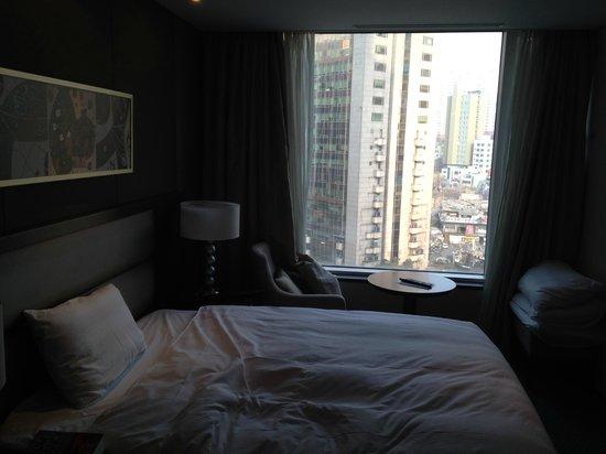 Lotte City Hotel Mapo: Zimmer
