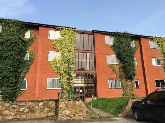 Royal Court Hotel - Coventry: Hotel extension
