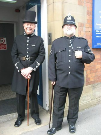 Greater Manchester Police Museum: Policemen