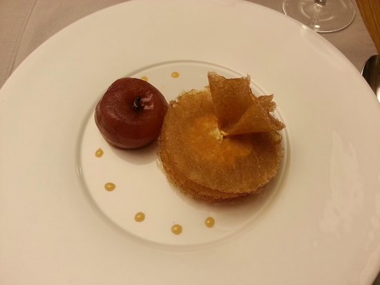 L'Anthocyane : Dessert