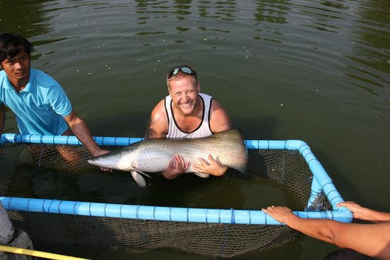 Hua Hin Fishing Lodge: Arapiama