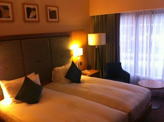 DoubleTree by Hilton Hotel London - Victoria: Bedroom