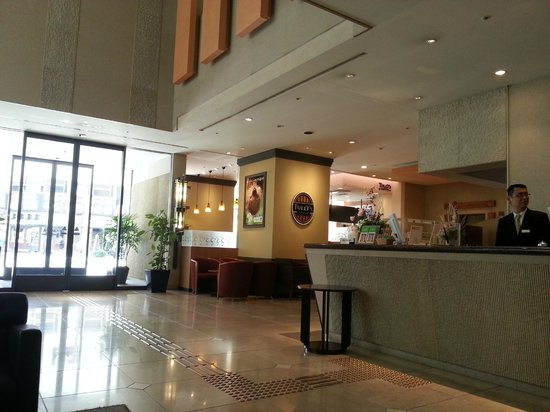 KKR Hotel Umeda : Hall