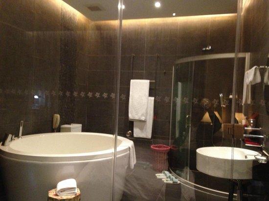 Hotel Kapok Beijing: Bad