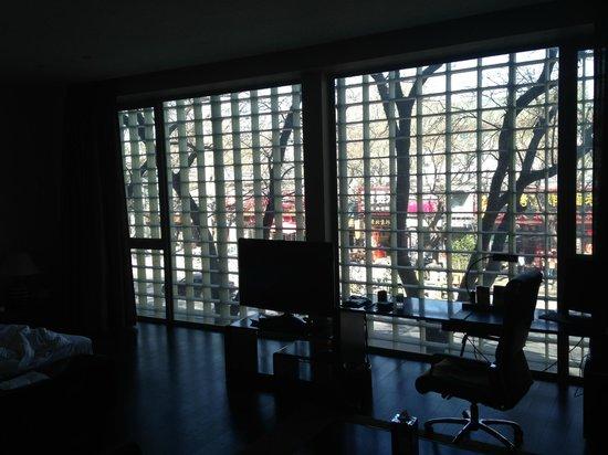 Hotel Kapok Beijing: Ausblick