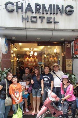 Hanoi Charming Hotel: very charming hotel