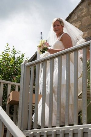 The Lion Inn: The excellent wedding morning in room 7!