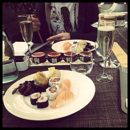 NU Hotel Milano: Sushi Brunch