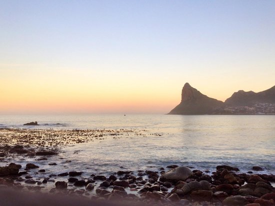 Tintswalo Atlantic: Top tip: Wake up early to see the magnificent sunrise