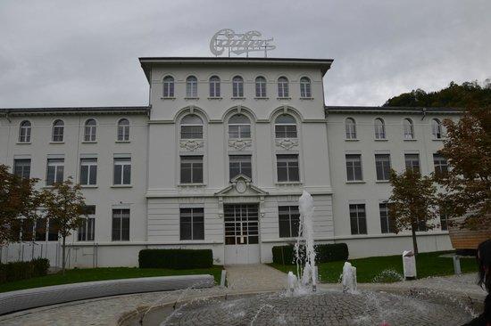 Maison Cailler Chocolaterie : Cailler - Broc, Suíça